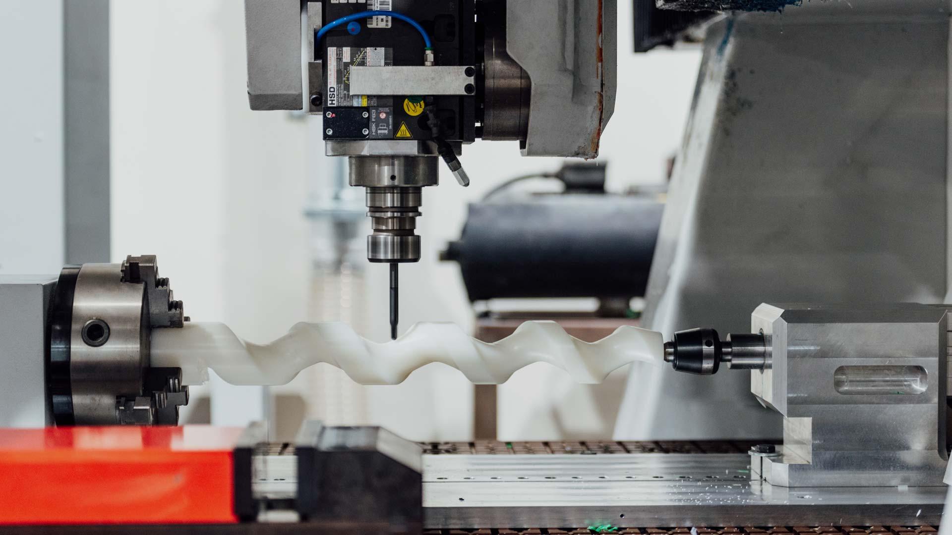 Mecanizado y suministro <br>de plásticos técnicos